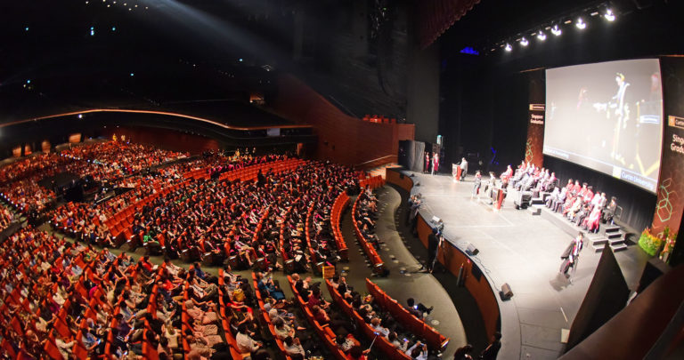 Singapore Graduation Ceremony