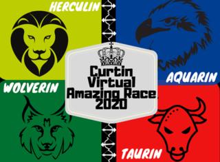 Curtin Virtual Amazing Race 2020