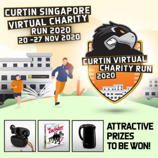Curtin Virtual Charity Run 2020